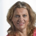 Annette Mosman chief finance and risk officer bij APG