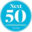 Next50 Commissarissen 2019