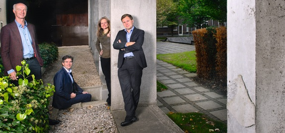 Anton Arts, Mark Hillen en Rens van Tilburg over nationale investeringsbank Invest-NL