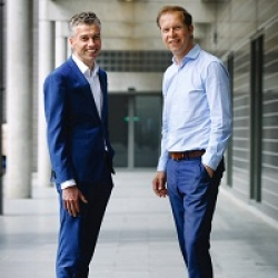Henk Jan Gerzee en Michiel Valk over running and changing the business