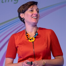 Maryjo Charbonnier (Wolters Kluwer): 'We maken <i>return to work</i>-tools voor alle locaties'