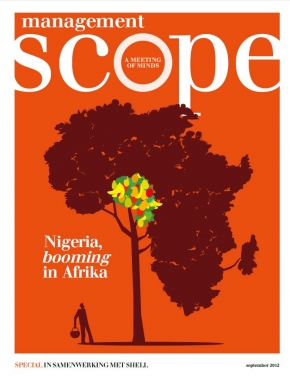 Nigeria, booming in Afrika